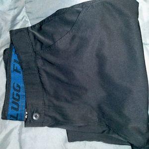 Men's Plugg Flex Polyester Dress Shorts Sz36